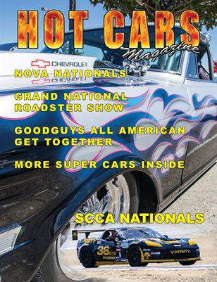 HOT CARS No. 18