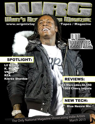WRG Magazine Mar 2013