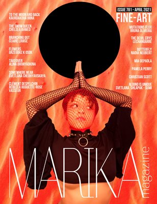 MARIKA MAGAZINE FINE-ART (ISSUE 781 - APRIL)