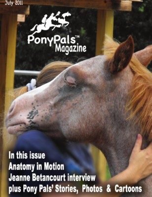 Pony Pals Magazine -- July 2011 -- Volume1 #2