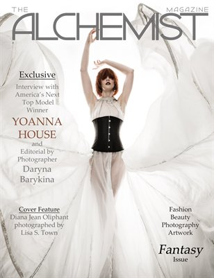 The Alchemist Magazine - Fantasy Issue - Cover 2