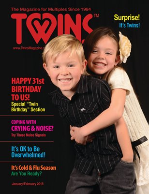 TWINS Magazine January-February 2015 Edition