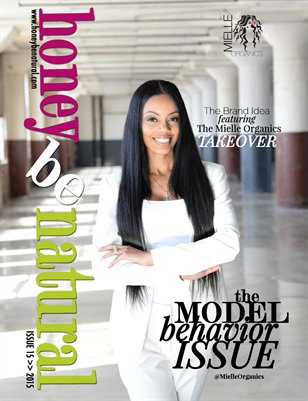 The Model Behavior Issue (Mielle)