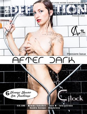 The Definition: After Dark- Cjlock Cover
