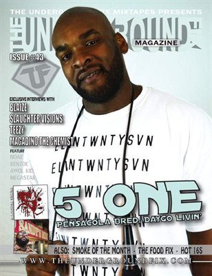 The Underground Fix Magazine Issue #43