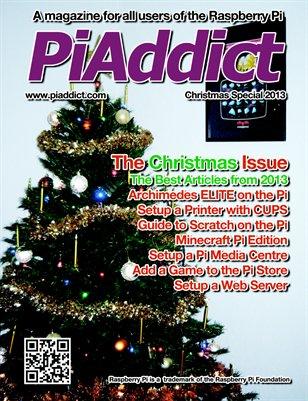 PiAddict Magazine Christmas Special