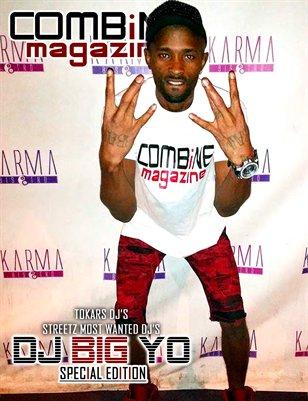 COMBiNE Special Edition: DJ Big Yo