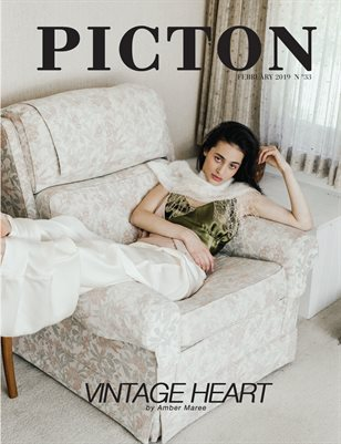 Picton Magazine FEBRUARY 2019 N33 Cover 3