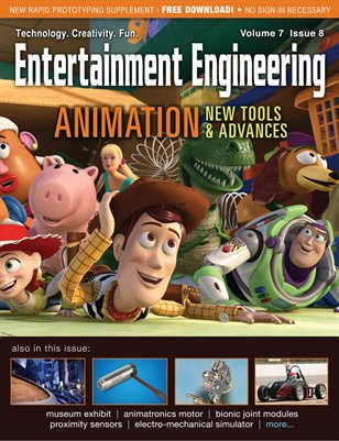 Animation. New Tools & Advances
