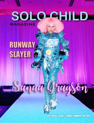 solo child magazine summer 2018 issue