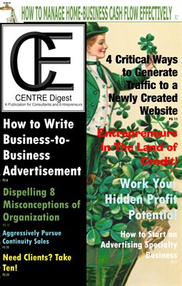 CENTRE Digest March 2012