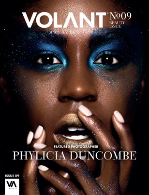 VOLANT Magazine #09 - BEAUTY Issue Vol.05