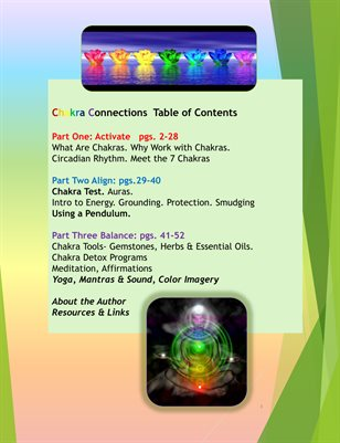 Chakra Connections | Chakra Connections | MagCloud