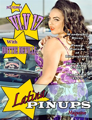 Latina Pinups July Edition