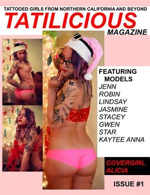 TATILICIOUS MAGAZINE ISSUE #1