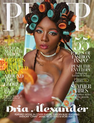 PUMP Magazine | The Ultimate Fashion & Beauty Issue | Vol.6 | May 2021