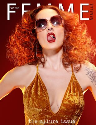 Femme Rebelle Magazine September 2020 - ALLURE Issue