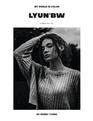 LYUN Black&White No.3 (VOL No.1)
