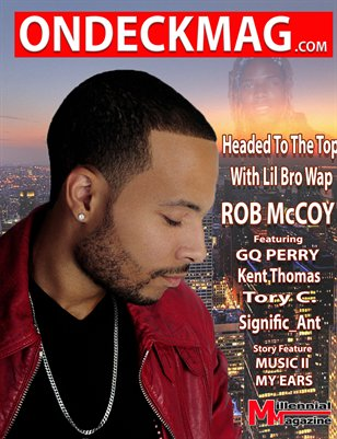 On Deck Mag Valentine Edition Rob McCoy