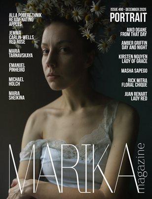 MARIKA MAGAZINE PORTRAIT (ISSUE 490 - DECEMBER)