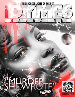 iDYMES Magazine Murder She Wrote Compilation Special Edition January 2013