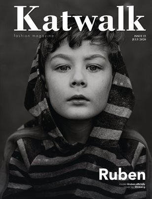 Katwalk Fashion Magazine Issue 21, July 2020.