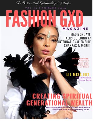 "Fashion Gxd Magazine ""Summer 2019"""