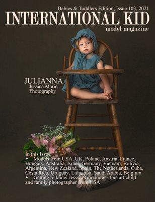 International Kid Model Magazine Issue #103