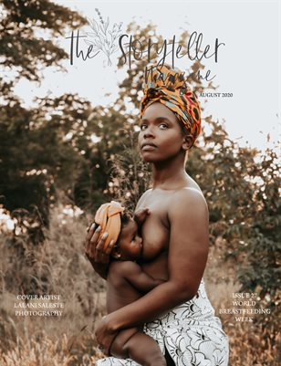 The Storyteller Magazine Issue #27 World Breastfeeding Week