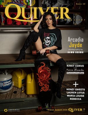 Quiver 08 Ft. Arcadia Jayde