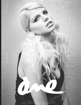 ONE Magazine Issue 3