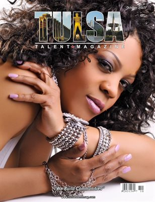 Tulsa Talent Magazine October 2015 Edition