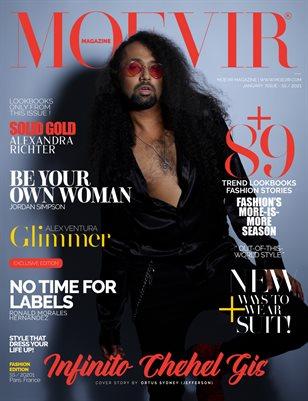 I Moevir Magazine January Issue 2021