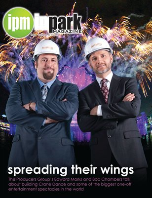 Issue #44: IAAPA 2012