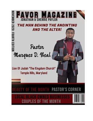Favor Magazine 4th Edition
