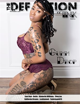 THe Definition of INK : Nov. issue 3