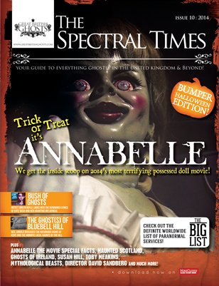 The Spectral Times : Issue 10 : Bumper Halloween Edition