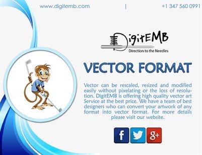 Vector Format