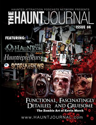The Haunt Journal: Issue 4
