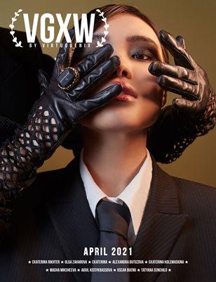 VGXW Magazine - April 2021 (Cover Option 2)
