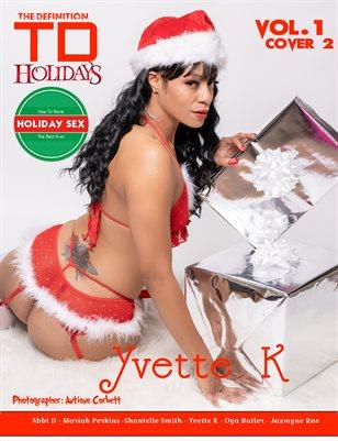 The Definition Yvette K Xmas vol1 cover2