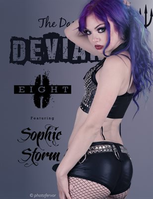 Dames of Deviance Issue 8
