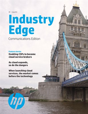 Industry Edge: Cloud in Communications edition