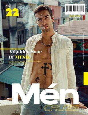 MARCH 2021 Issue (Vol: 22) | MEN CRUZE Magazine
