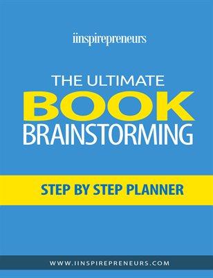 The Ultimate Book Brainstorming Planner