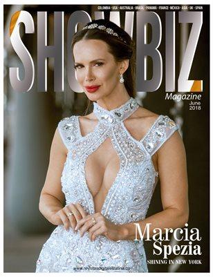 SHOWBIZ Magazine - June 2018 - Nº5