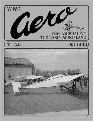 WW1 Aero #120 - July 1988