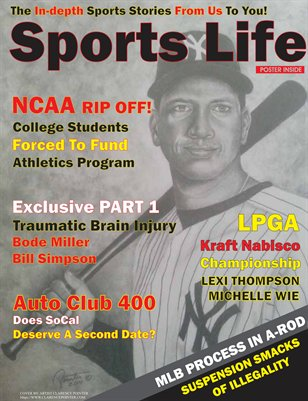 Sports Life magazine Issue 11