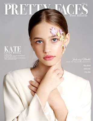 Pretty Faces Model Magazine | September 2020 - Issue 12