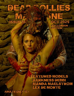 Dead Dollies Magazine 2020 Halloween Issue